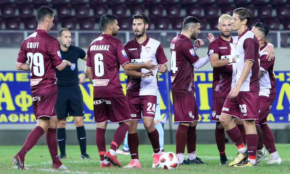 Λάρισα: Τα εισιτήρια για το ματς με τον ΠΑΣ