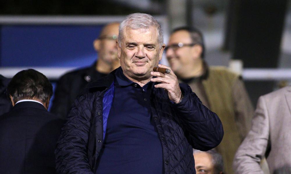 Γκάζια Μελισσανίδη στην προπόνηση της ΑΕΚ: «Αποτυχία αν χαθεί το πρωτάθλημα»