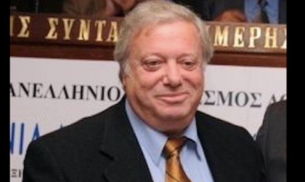 ΠΣΑΤ: Θλίψη για την απώλεια του Νίκου Αντωνιάδη