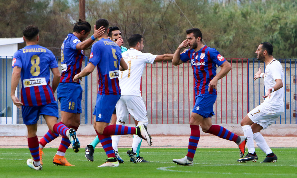 Football League: Ασταμάτητος ο Εργοτέλης, νίκη ο Βόλος
