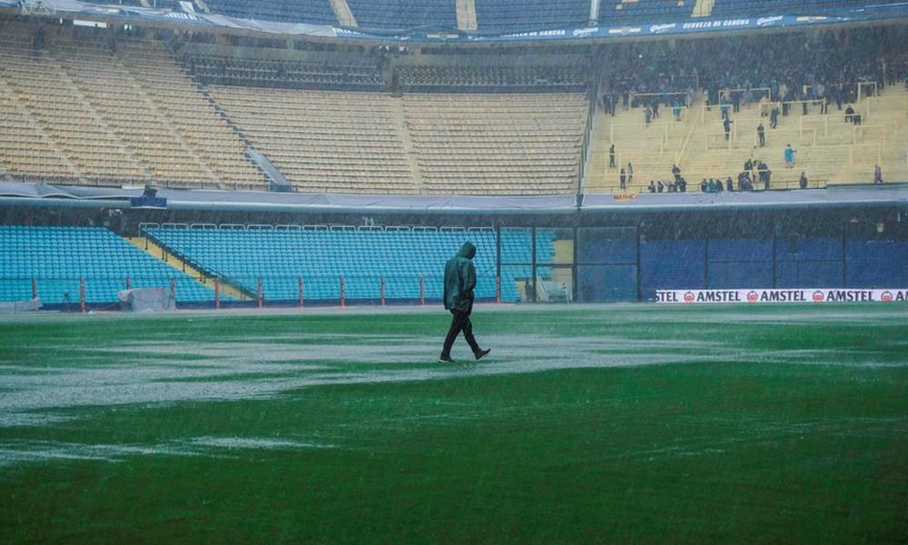 Μπόκα Τζούνιορς – Ρίβερ Πλέιτ: Αναβλήθηκε ο τελικός του Κόπα Λιμπερταδόρες (video+photos)
