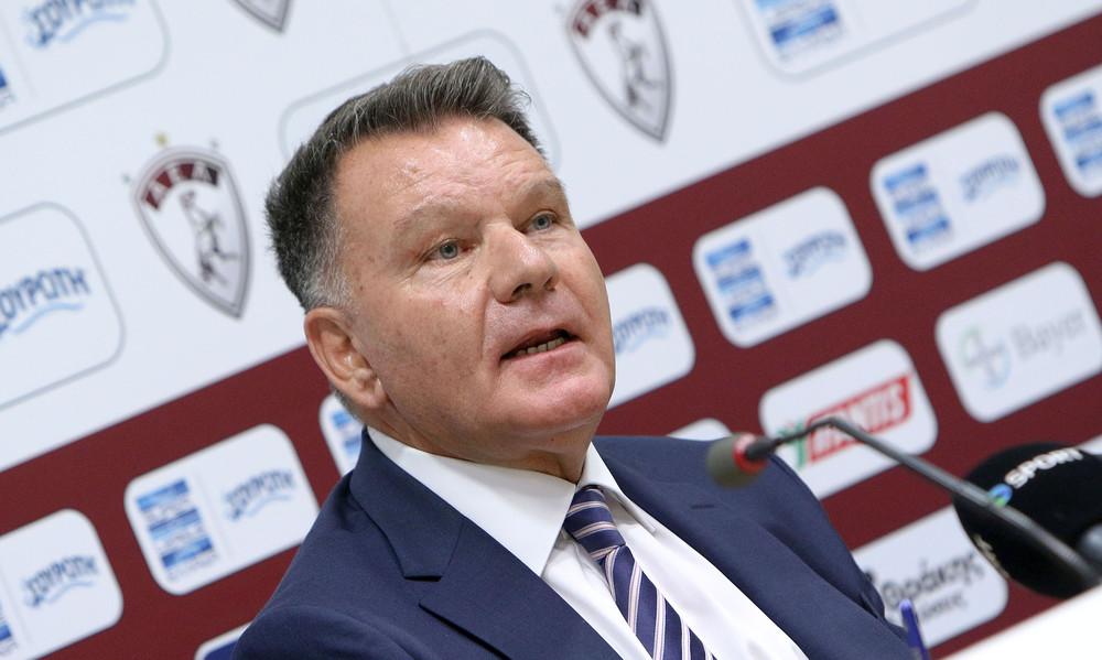 Κούγιας: «Θα ξανακάνουμε την ΑΕΛ μας μεγάλη»