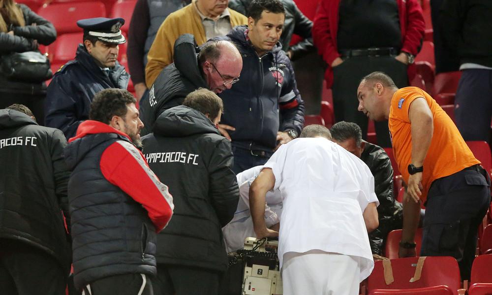 Ολυμπιακός-Παναθηναϊκός: Συλλυπητήρια του ΠΑΟΚ για τον άτυχο οπαδό