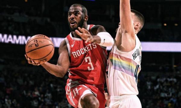 NBA: Έβγαλαν αντίδραση οι Ρόκετς (video)