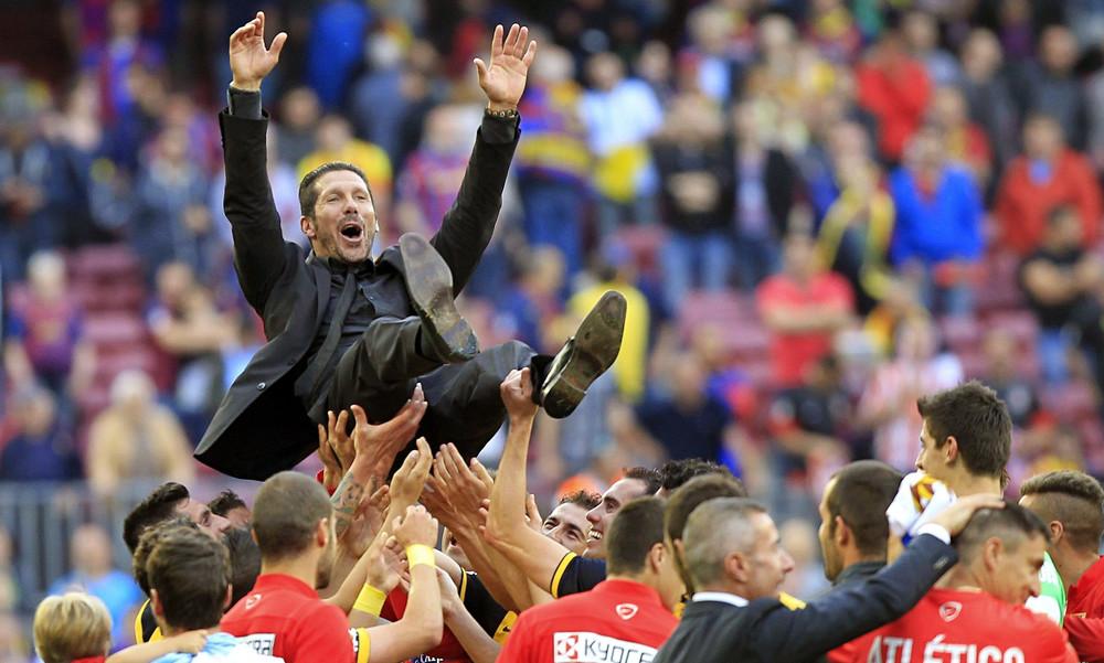 Ατλέτικο Μαδρίτης: Θέλει να «δέσει» για πάντα τον Σιμεόνε!