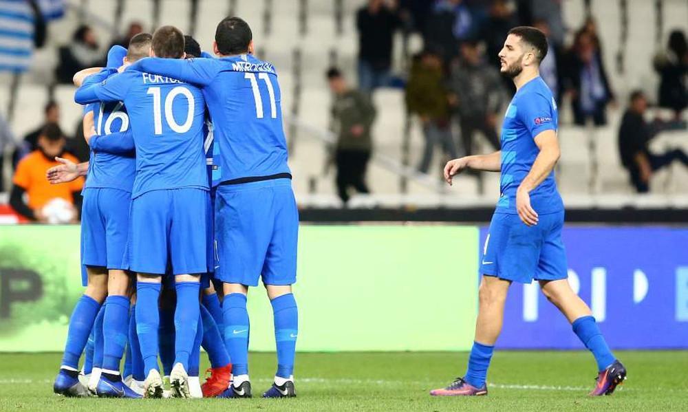 Ελλάδα-Φινλανδία 1-0: Τουλάχιστον ήταν βελτιωμένη και με άλλη διάθεση! (photos)
