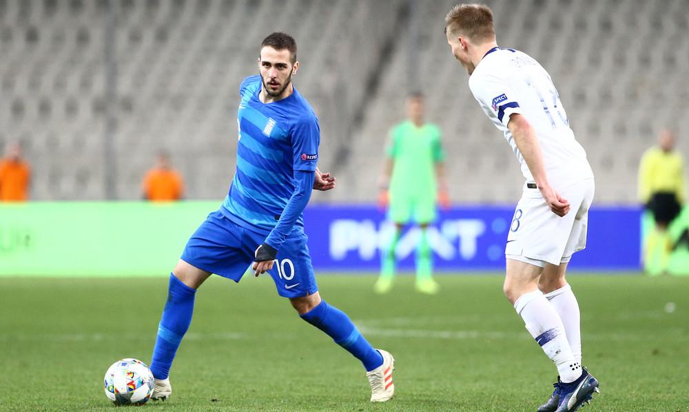 Μεγάλα ντέρμπι στο Nations League, με την Εσθονία η Εθνική