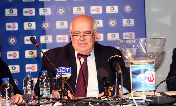 Γαβριηλίδης: «Πιθανό το μπαράζ μεταξύ ΠΑΟΚ, Άρη στο Κύπελλο»