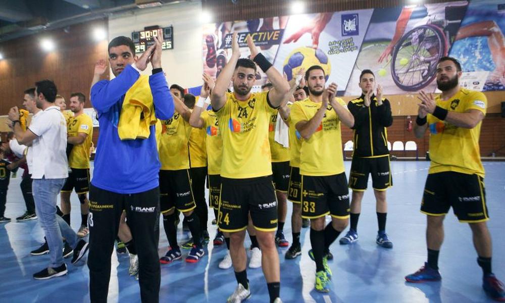 Βήμα πρόκρισης στους «16» του Challenge Cup για την ΑΕΚ (photos)