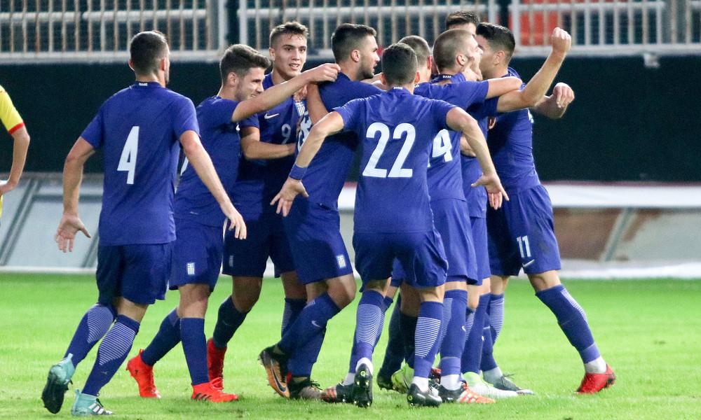 Εθνική Νέων: Νίκη… πρόκρισης επί της Ρουμανίας με 5-3