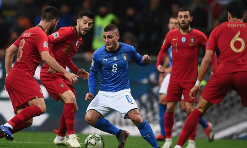 UEFA NATIONS LEAGUE: Ισοπαλία στο «Σαν Σίρο» και πρωτιά για Πορτογαλία