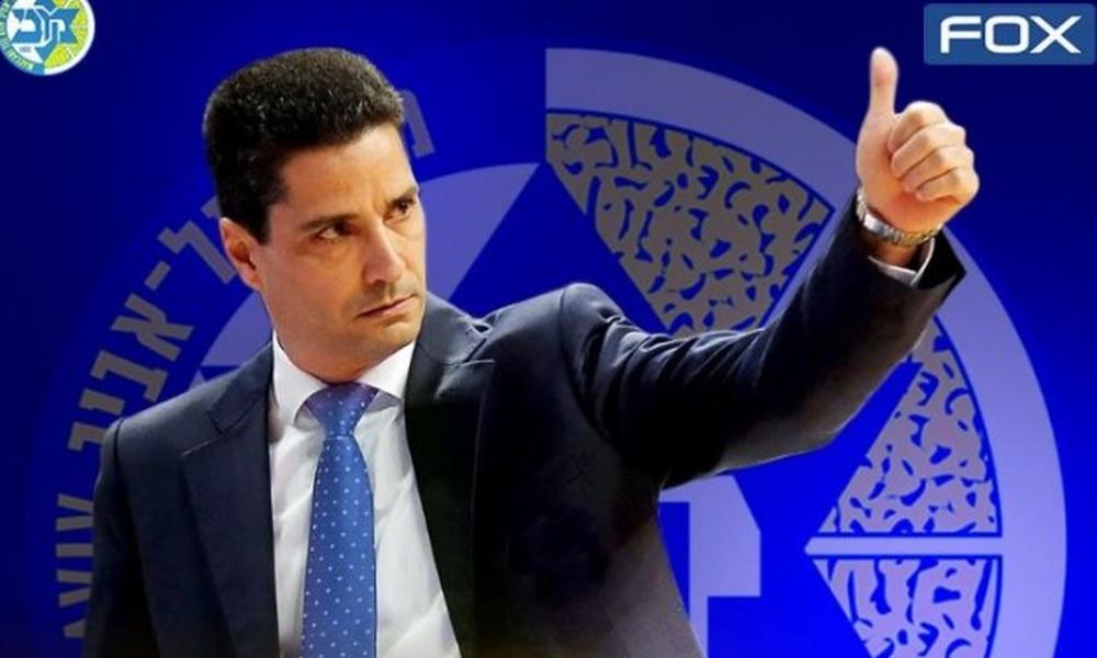 Επίσημο: Στην Μακάμπι ο Σφαιρόπουλος (photo)