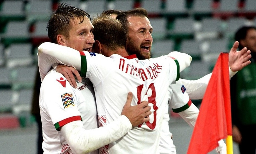 Nations League: Άνοδος για Λευκορωσία, νίκη για Αυστρία