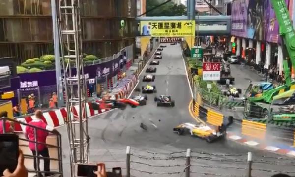 Σοβαρός τραυματισμός για τη 17χρονη στη Formula 3! (video)