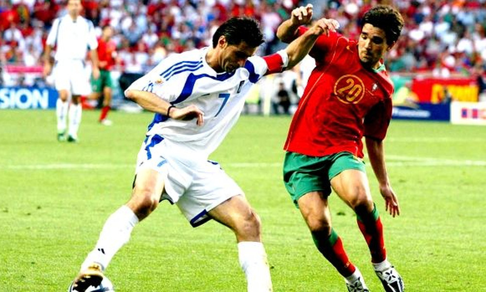 Αποκαλυπτικός Ντέκο για τον τελικό του Euro 2004 (video)