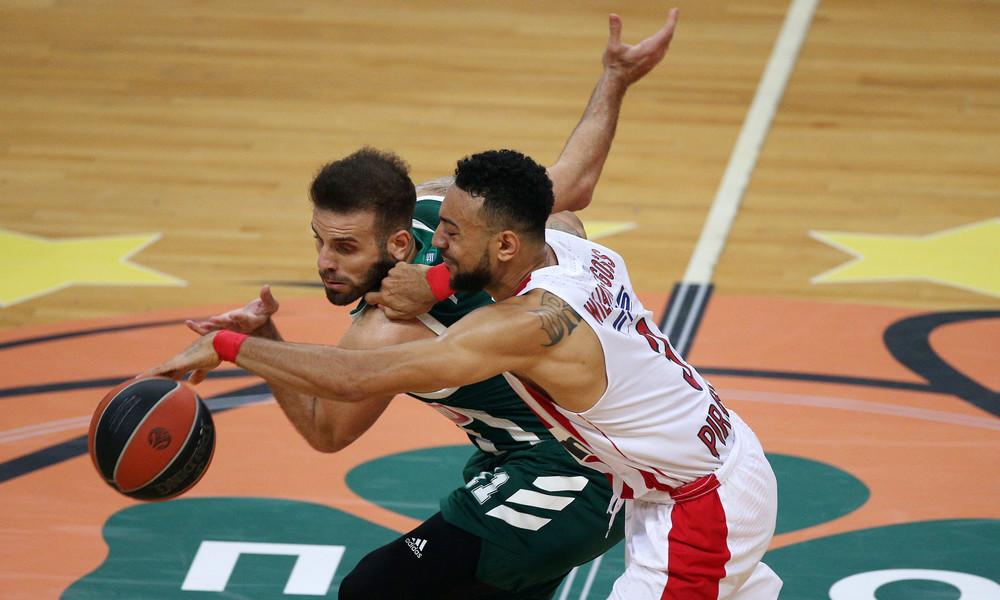 Κρίσιμα παιχνίδια στη Euroleague για Παναθηναϊκό ΟΠΑΠ και Ολυμπιακό