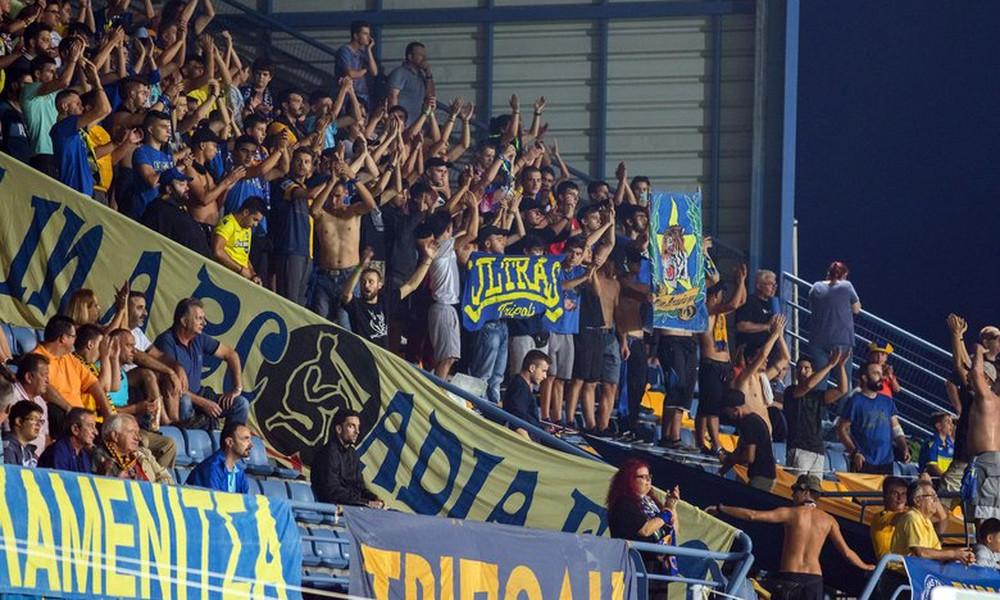 Αστέρας Τρίπολης: Τα εισιτήρια με ΑΕΛ