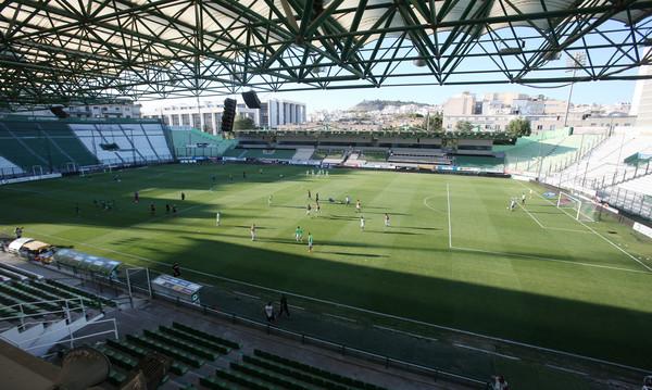 Παιχνίδι Γ' Εθνικής στη Λεωφόρο