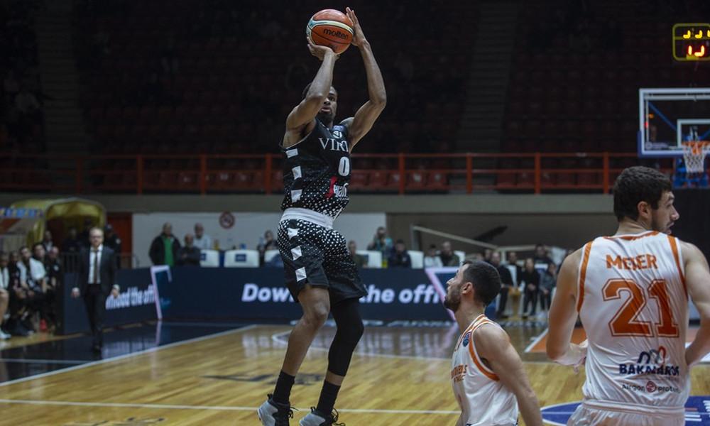 Basketball Champions League: Μοναδική αήττητη ομάδα η Βίρτους!