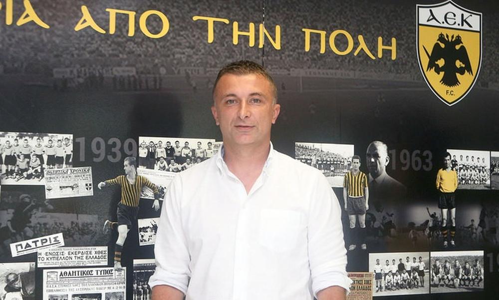 ΑΕΚ: Επίσημο το διαζύγιο με Ματιάσεβιτς