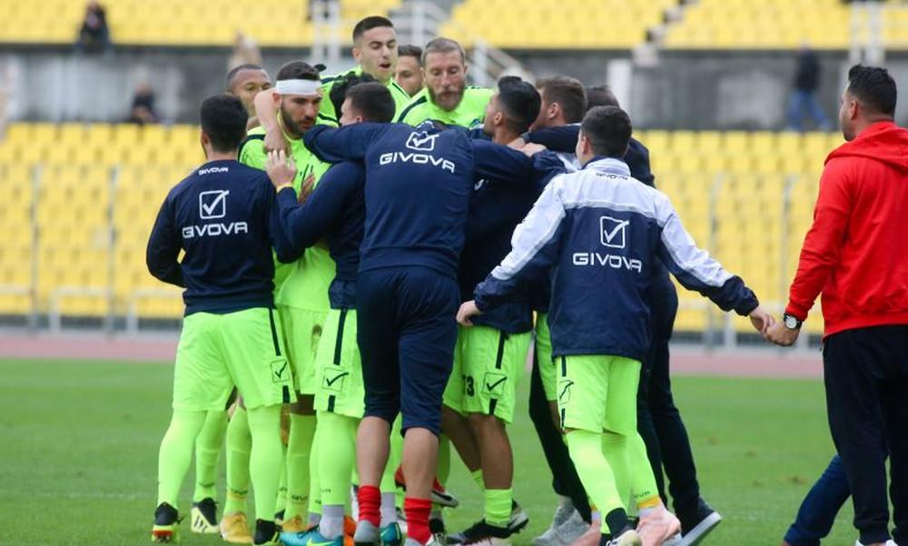 Ηρακλής – Απόλλων Λάρισας 3-4: Το ματς της χρονιάς! (photos)