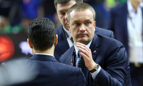 Πήρε θέση ο Βατούτιν για το λάθος στο ΤΣΣΚΑ Μόσχας – Ζαλγκίρις