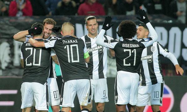 ΠΑΟΚ-Ξάνθη 2-0: Επαγγελματική νίκη πριν το Λονδίνο (photos)