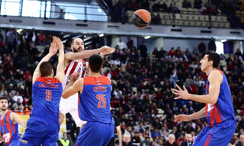 Basket League: Πέφτει η αυλαία της 7ης αγωνιστικής στο ΣΕΦ
