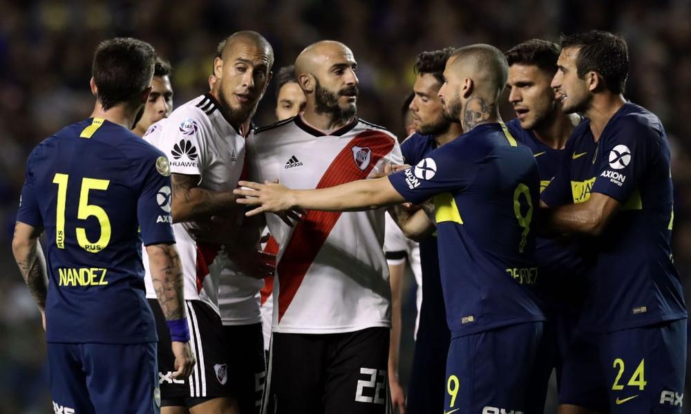 Ρίβερ-Μπόκα: Σκέψεις να διεξαχθεί εκτός Αργεντινής ο τελικός!