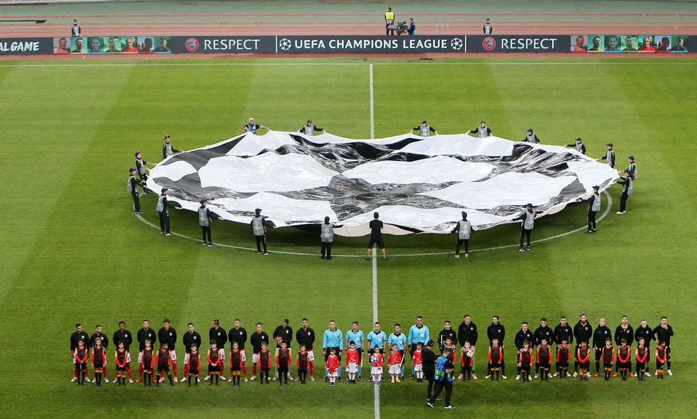 Μεγάλα ντέρμπι στο Champions League, κρίσιμα ματς στο Europa League