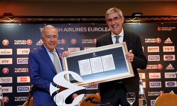 «Θρύλος» της Euroleague ο Σιμόν Μιζράχι (video)
