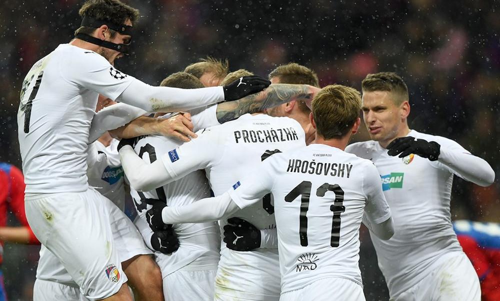 Champions League: Ανατροπή και μεγάλο διπλό για την Βικτόρια Πλζεν (video)