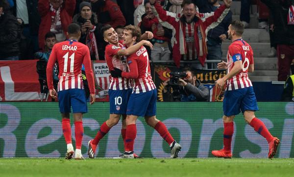 Champions League: «Καθάρισε» εύκολα η Ατλέτικο, «ζωντανή» η Λοκομοτίβ (videos)