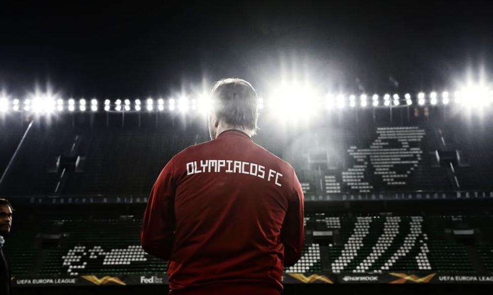 Έτοιμος ο Ολυμπιακός για τη «μάχη» με τη Μπέτις (video+photos)