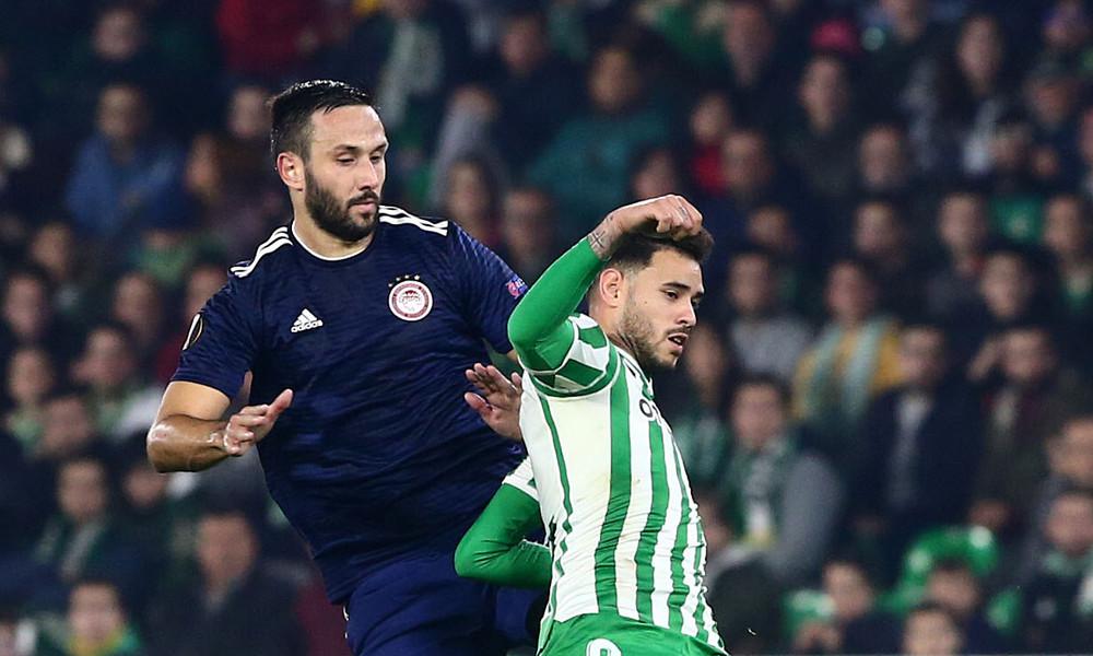 Βούκοβιτς: «Παίξαμε καλά, αλλά δεν μπήκε το γκολ»