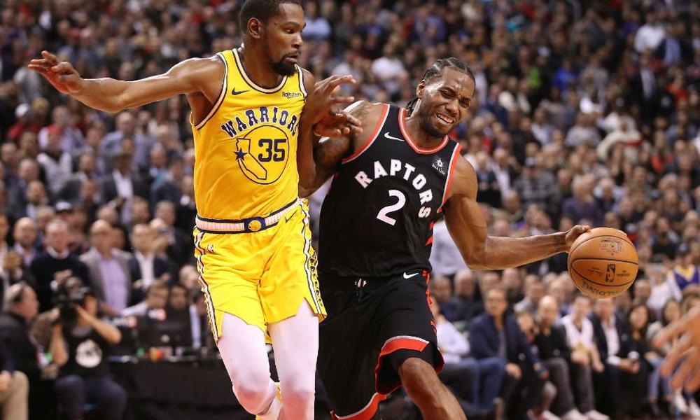 NBA: Σούπερ Ράπτορς υπέταξαν τους πρωταθλητές (vid)