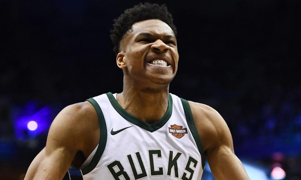 NBA: «Λιώνει» στο γυμναστήριο ο Αντετοκούνμπο (vid)