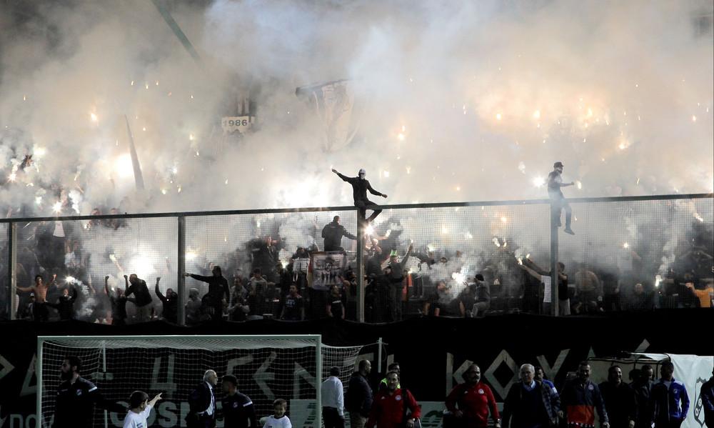 ΟΦΗ: Με κόσμο στην Τρίπολη