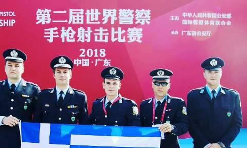Θετική παρουσία για τους Έλληνες αθλητές της ΑΕΑΕ στην Κίνα