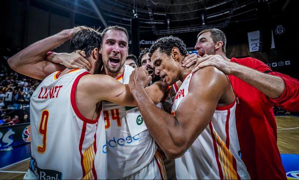 Στο Παγκόσμιο Κύπελλο για 10η σερί φορά η Ισπανία, προκρίθηκε με ήττα η Τουρκία!