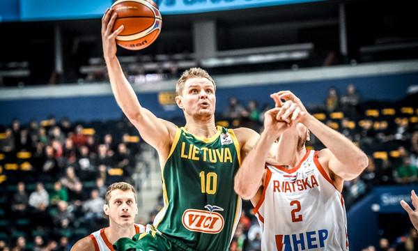 Η Λιθουανία έστειλε την Κροατία στο... χείλος του αποκλεισμού!