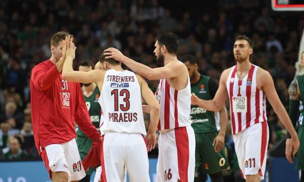 Ζαλγκίρις – Ολυμπιακός: Τρομερό buzzer beater ο Στρέλνιεκς (video+photos)