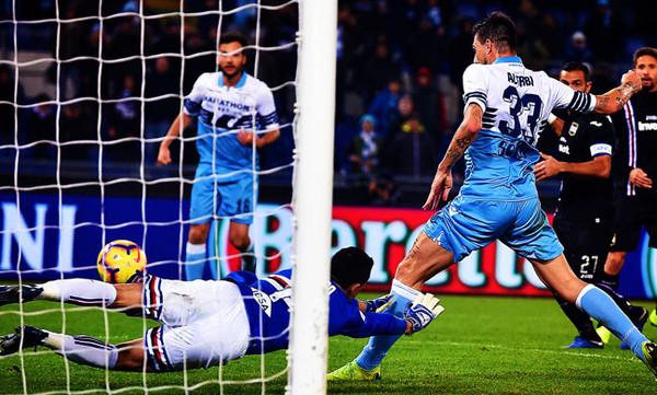 Serie A: Τρομερό φινάλε στο Λάτσιο-Σαμπντόρια