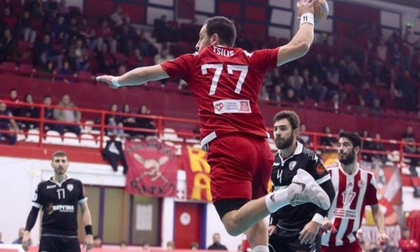 Handball Premier: Πήρε το ντέρμπι ο Ολυμπιακός/όμιλος ΞΥΝΗ