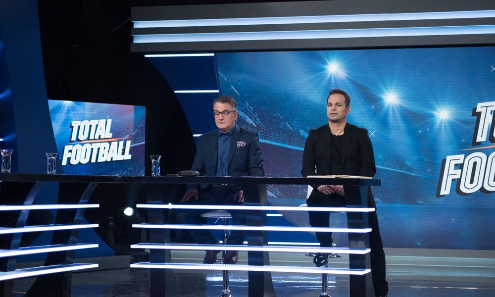 O Nτέμης Νικολαϊδης και η ποδοσφαιρική παρέα του κερδίζουν το κοινό