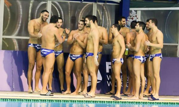 Σαρωτική Ελλάδα, 25-2 την Ουκρανία! (photos)