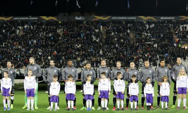 ΠΑΟΚ – ΜΠΑΤΕ 0-3 στο ημίχρονο και… τρελή «γιούχα» στην Τούμπα (videos+photos)
