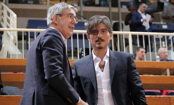 Μπερτομέου: «O Δημήτρης Γιαννακόπουλος είναι ένας σπουδαίος άνθρωπος»