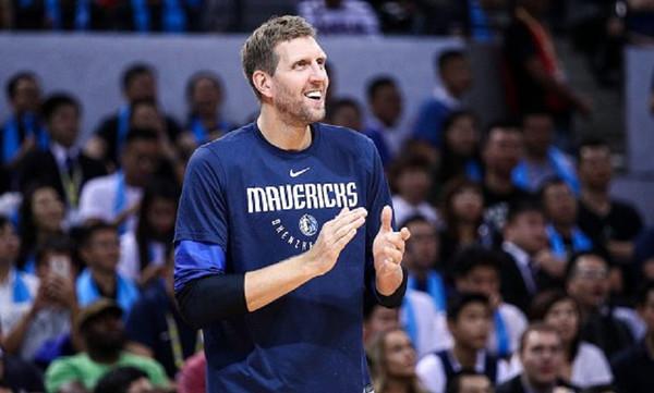 NBA: Έγραψε ιστορία ο Ντιρκ