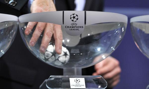 Champions League: Κληρώνει για τη φάση των «16»
